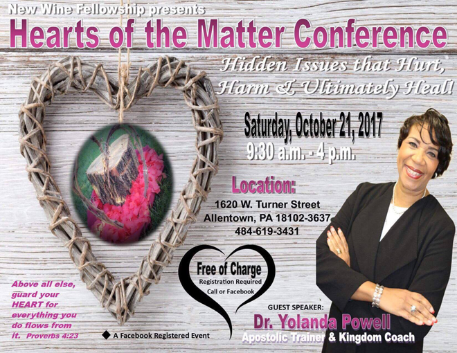 Hearts of the Matter Conference