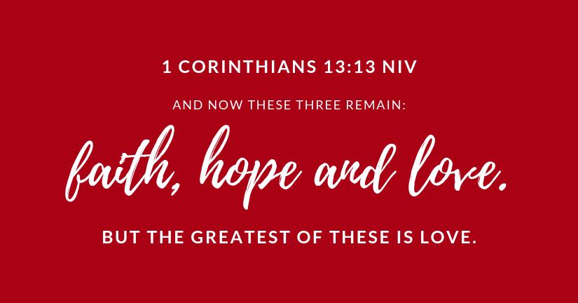 Faith, Hope andLove