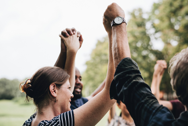 Unity and Diversity in the Body
