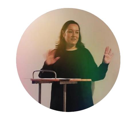 Pastor Liz Martinez